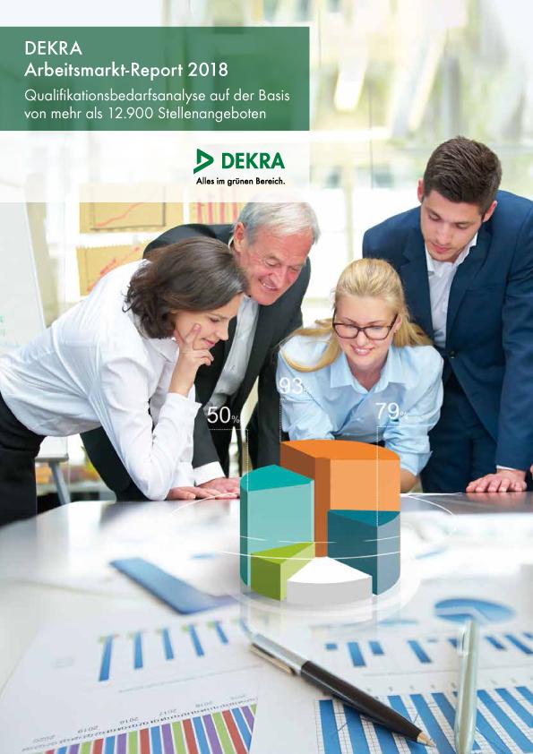 mmb-Arbeitsmarktanalyse: Starkes Presse-Echo auf DEKRA Arbeitsmarkt-Report 2018