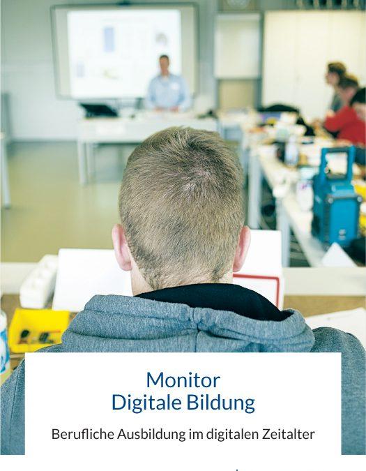 Monitor Digitale Bildung – Berufliche Ausbildung im digitalen Zeitalter