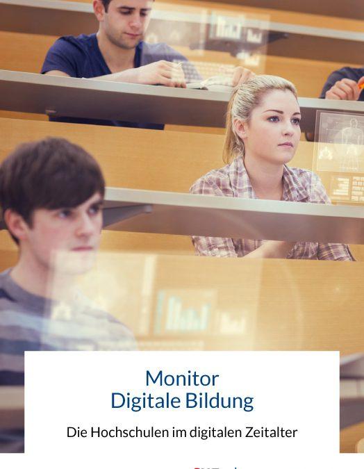 Monitor Digitale Bildung – Die Hochschulen im digitalen Zeitalter