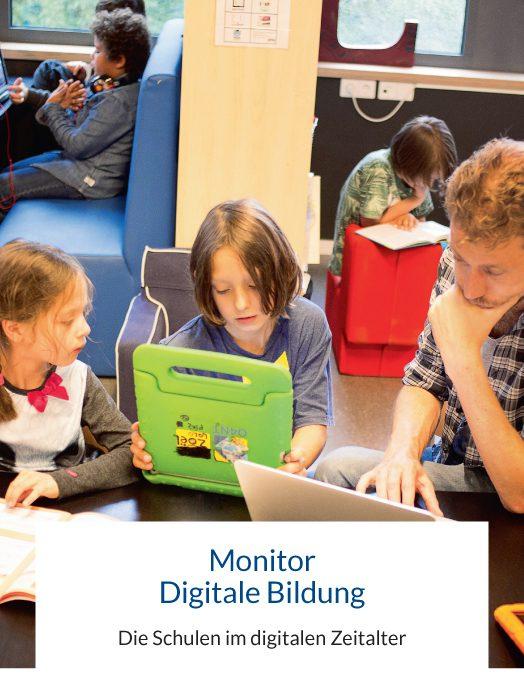 """Neuer """"Monitor Digitale Bildung"""" zur digitalen Schule veröffentlicht"""