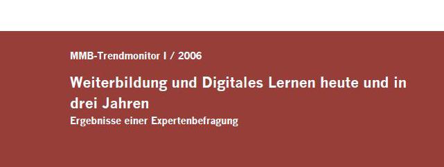 Blick zurück: Das erste mmb Learning Delphi im Jahr 2006