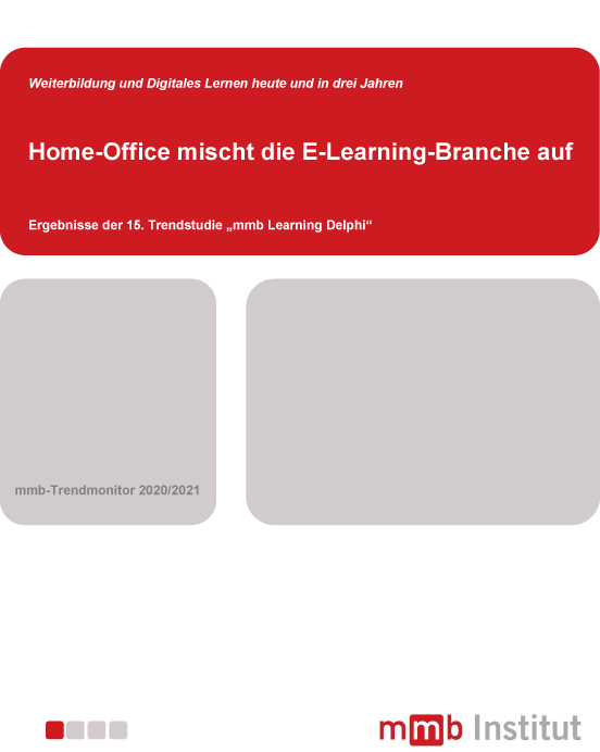 Home-Office mischt die E-Learning-Branche auf