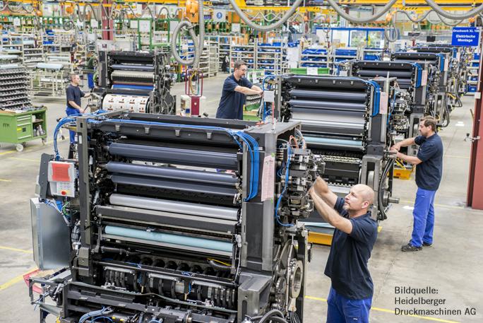 Neue mmb-Studie zur Druckmaschinenindustrie veröffentlicht