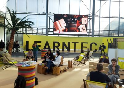 Learntec-Beach
