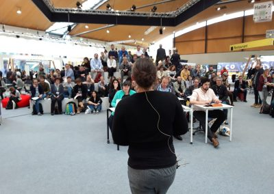 "Headset-Sessions bei ""School@Learntec"""