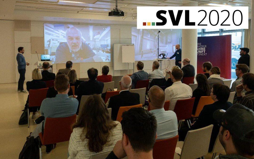 Förderprojekt SVL2020 geht zu Ende – Aufgaben und Netzwerke laufen weiter